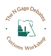 Customs debates 2016